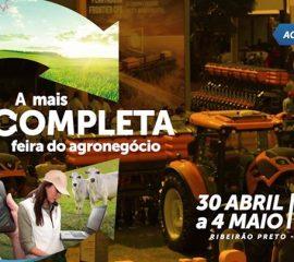 A Agrishow é Uma Das Maiores E Mais Completas Feiras De Tecnologia Agrícola Do Mundo.